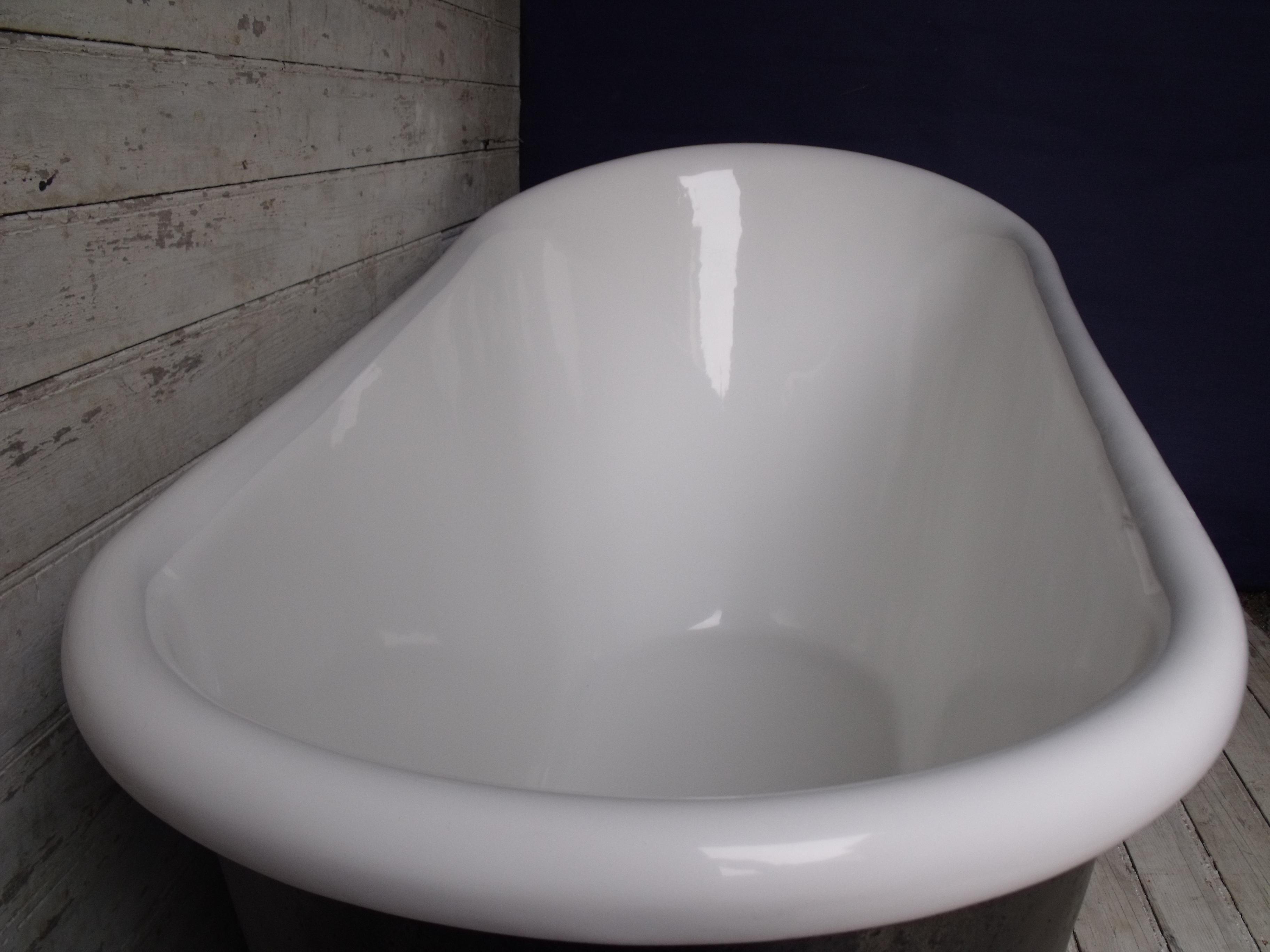 Comment Nettoyer Une Baignoire En Fonte Émaillée baignoires anciennes