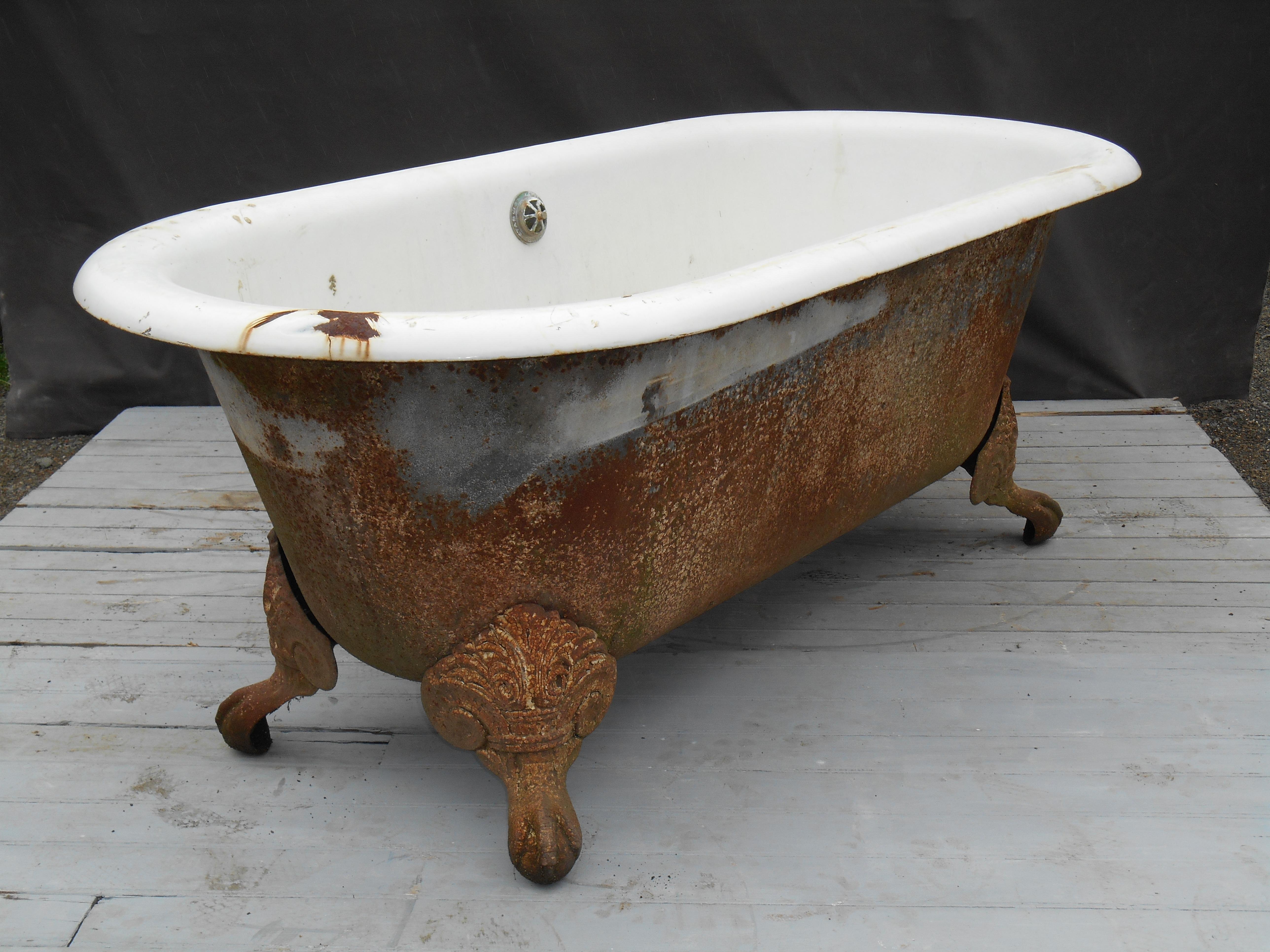 baignoire sur pieds - Baignoire Sur Pieds