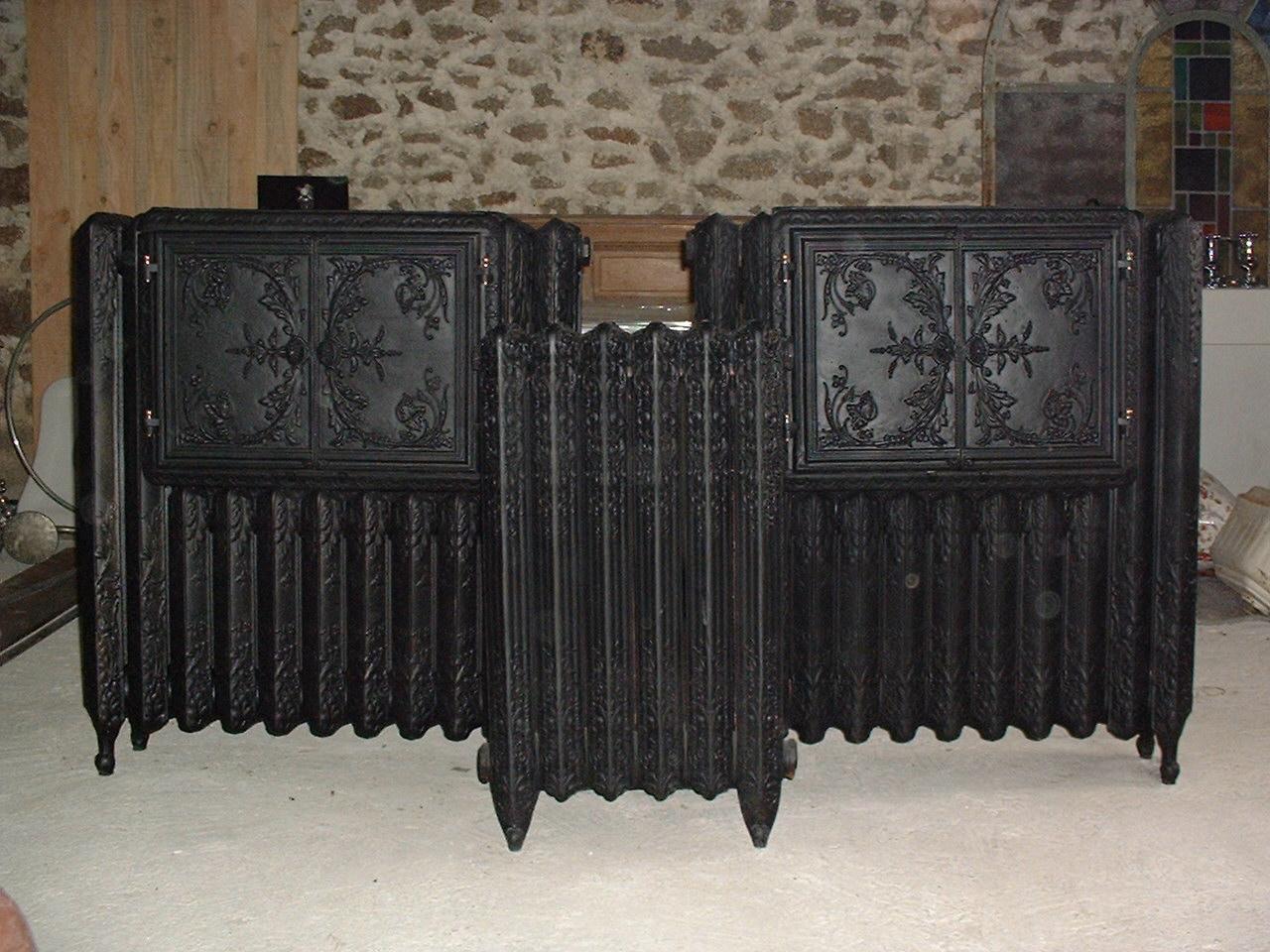 deco radiateur fonte perfect dco meuble pour cacher radiateur unique cache radiateur fonte. Black Bedroom Furniture Sets. Home Design Ideas